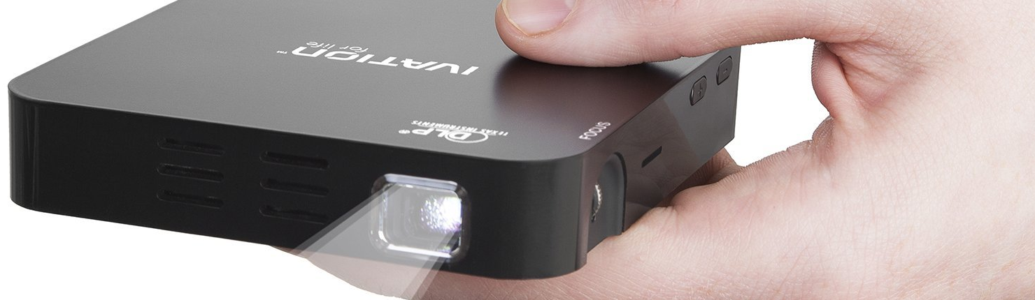 Compact projector