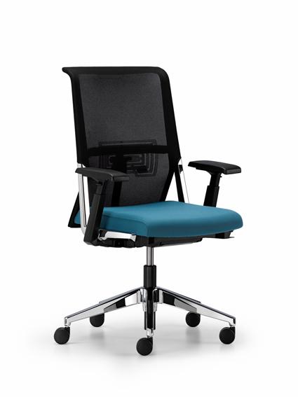 Ergonomische stoel eenvoudig