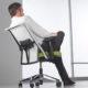 Ergonomische stoel modern